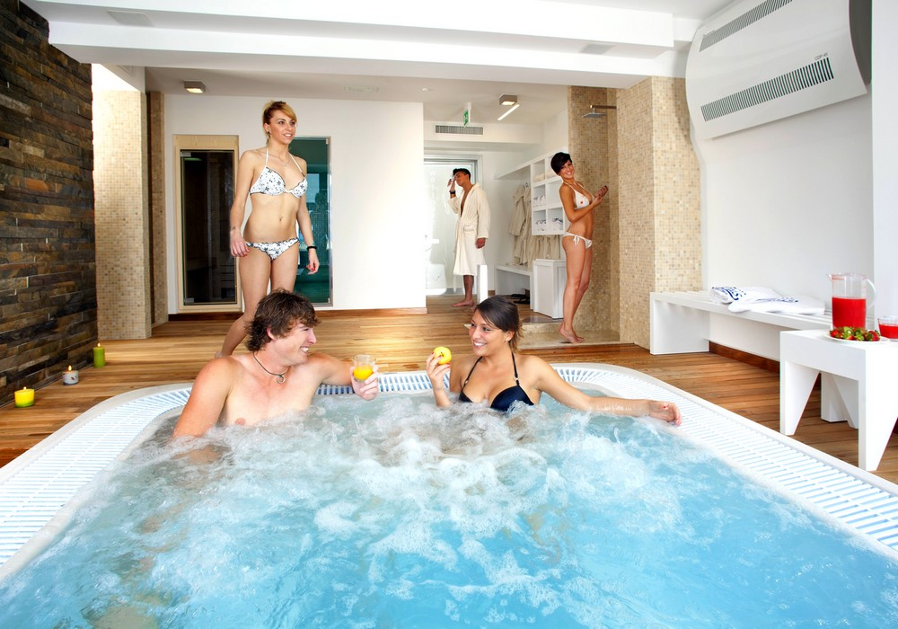 Centro benessere Hotel Zeus
