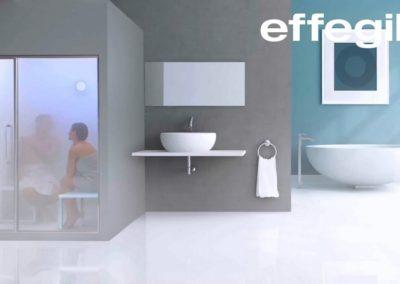 bagno turco Effegibi